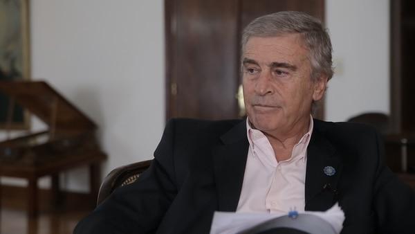 Oscar Aguad, ministro de Defensa de la Nación