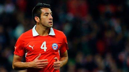 Isla, bicampeón de América con la selección de Chile, ya había sido contactado por Boca hace seis meses (Ben Queenborough/BPI/Shutterstock)