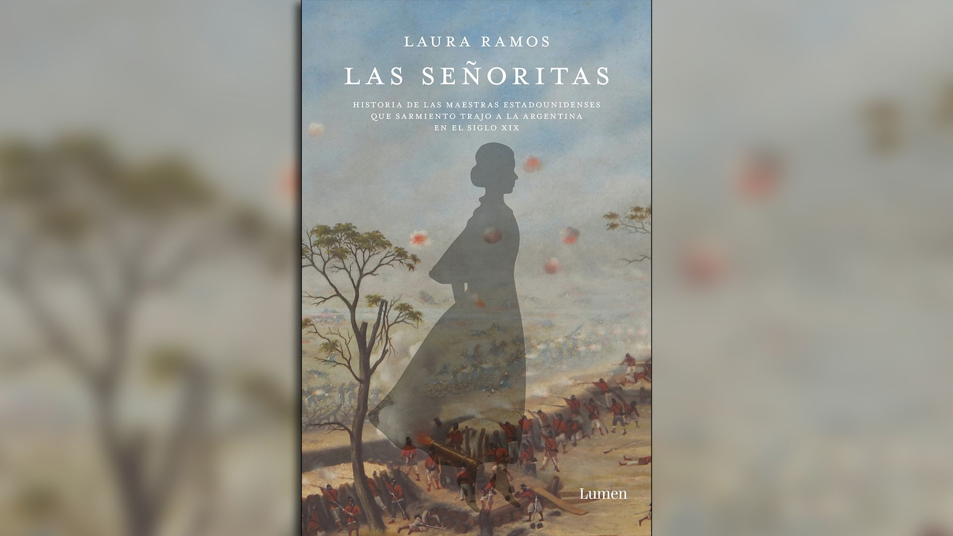 Tapa Las señoritas Laura Ramos