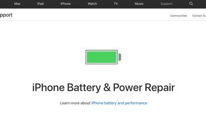La batería de la MacBook Pro de 15 pulgadas corre el riesgo de sobrecargarse (Foto: Captura de pantalla)