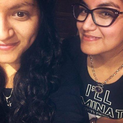 Las hermanas Garay se encontraban camino a San Luis cuando les comunicaron la trágica noticia