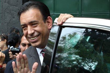 Humberto Moreira, ex gobernador de Coahuila fue declarado inocente (Foto: Cuartoscuro)