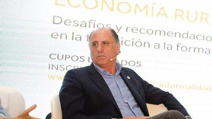 Jorge Chemes, presidente de CRA.