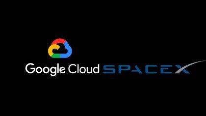 Elon Musk se alía con Google: SpaceX utilizará la nube del gigante tecnológico para su internet satelital