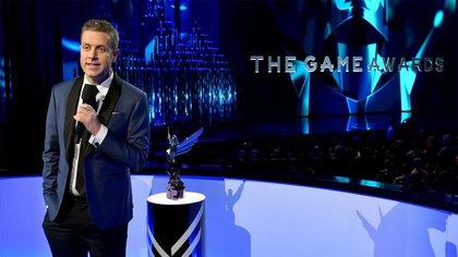 Geoff Keighley, creador de The Game Awards. Este jueves 10 desde las 20:30 podrás vivir la ceremonia en el canal de YouTube de Infobae.
