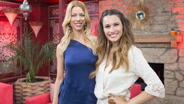 Nicole Neumann y Pampita Ardohain