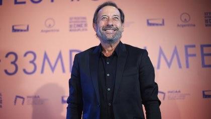 Consagrado como comediante, pegó un vuelco a su carrera y se convirtió en actor dramático (Télam)