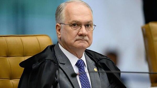 Edson Fachin (AFP)