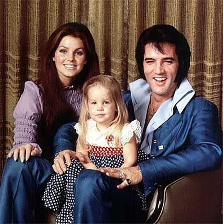 Lisa Marie vendió el 80 por ciento de Elvis Presley Enterprise en el 2015