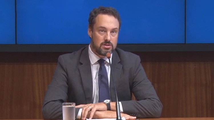Leandro Cuccioli, titular de la AFIP, está conforme con el desempeño de la recaudación, dado el contexto recesivo