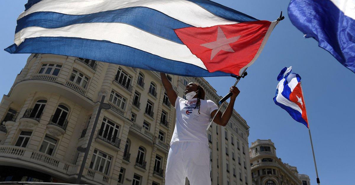 """EEUU instó a la dictadura cubana a que respete los DDHH y prometió medidas  para que el castrismo """"rinda cuentas"""" por sus abusos - Infobae"""