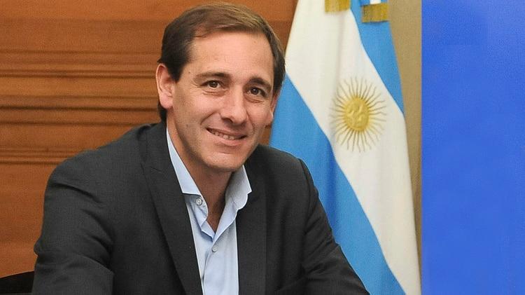 La declaración jurada del intendente de La Plata, Julio Garro, está on lineen la web municipal (NA).