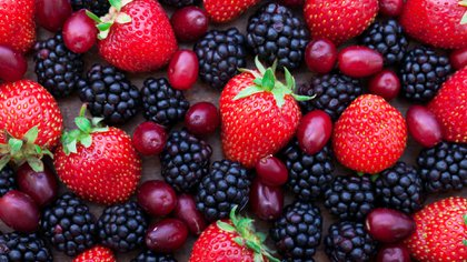 Las frutas no engordan después de cenar, es una buena opción de postre (Shutterstock)