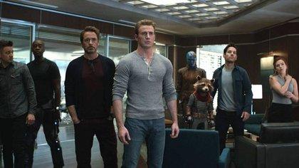 Avengers Endgame – Marvel