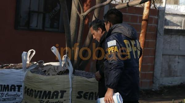 Oscar Centeno homologó su acuerdo como arrepentido y quedó excarcelado (Lihue Althabe)