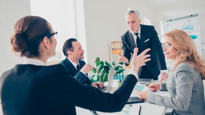 Además del cumplimiento de los objetivos, el respeto de un líder a un compañero de equipo se traduce en altos niveles de confianza