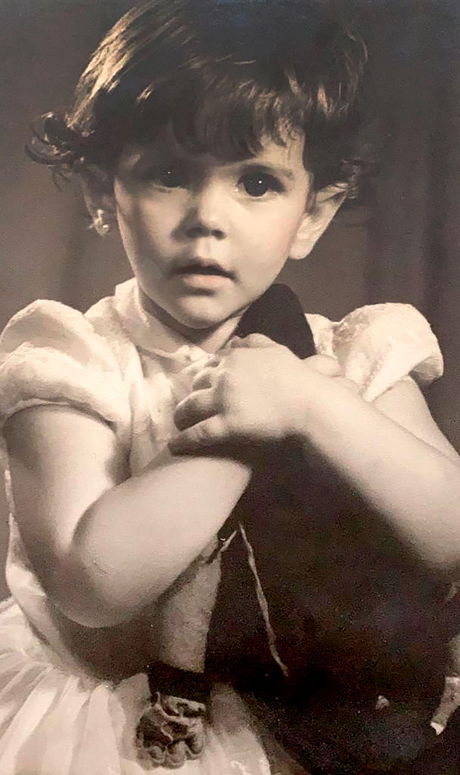 Graciela-Alfano niña