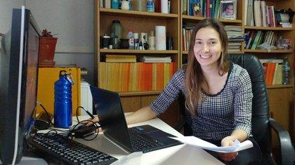 Vanina Martínez, científica argentina e investigadora del Conicet. Es considerada una de las 10 promesas mundiales en inteligencia artificial, según la prestigiosa revista IEEE Intelligent Systems. En diálogo con Infobae explicó cuáles son los estereotipos vigentes que hacen que haya pocas mujeres en el campo de las ciencias de la computación.