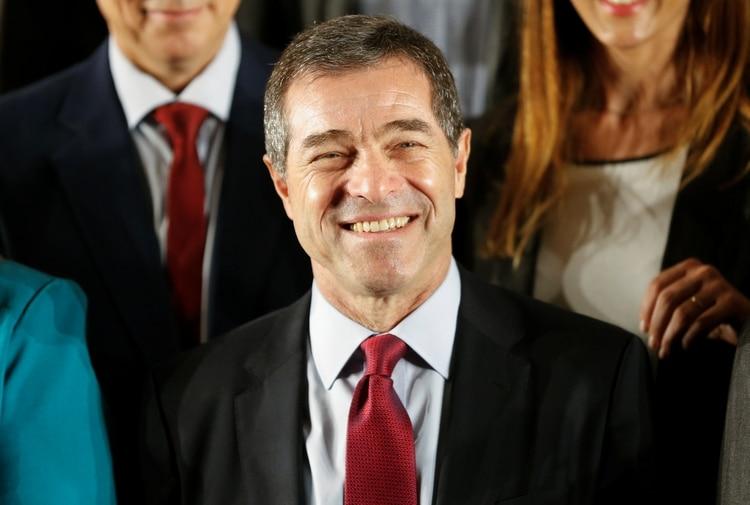 Ernesto Talvi, ex candidato presidencial por el Partido Colorado, será canciller de Lacalle Pou (REUTERS/Mariana Greif)