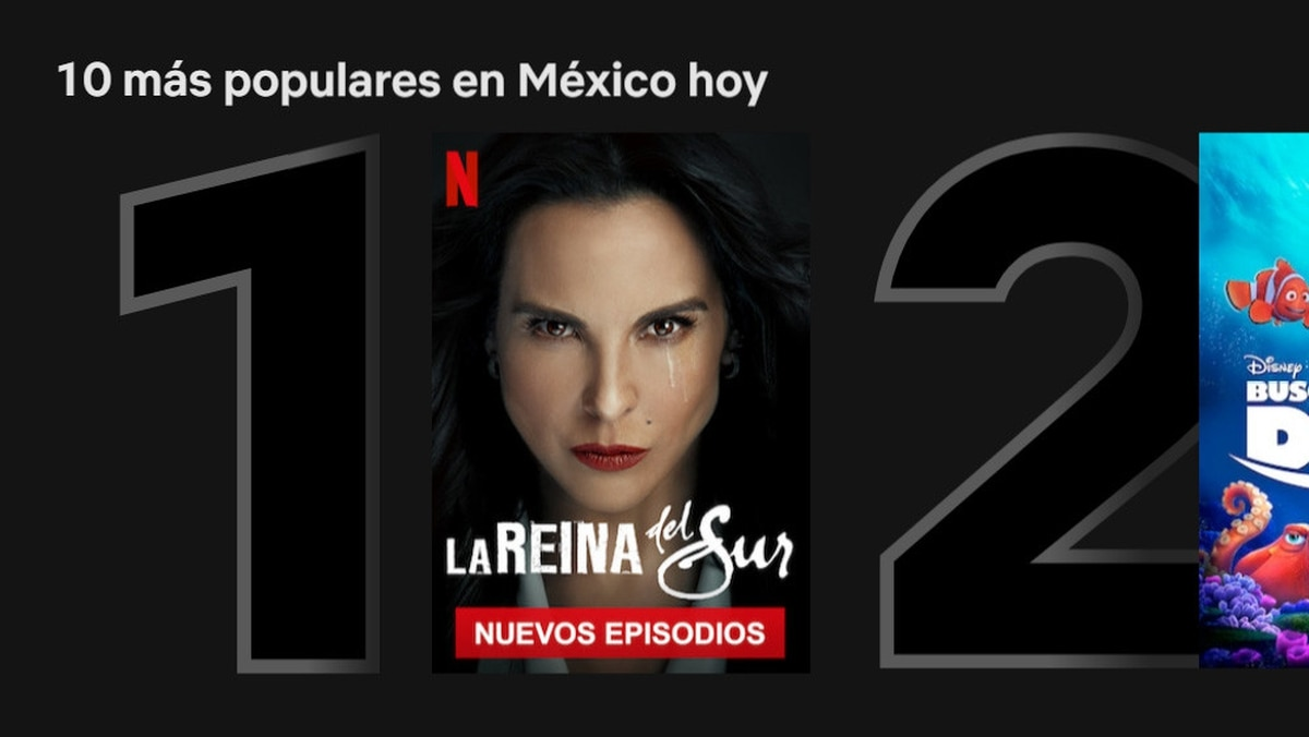 Netflix estrenó función exclusiva para México: mostrará los contenidos más vistos