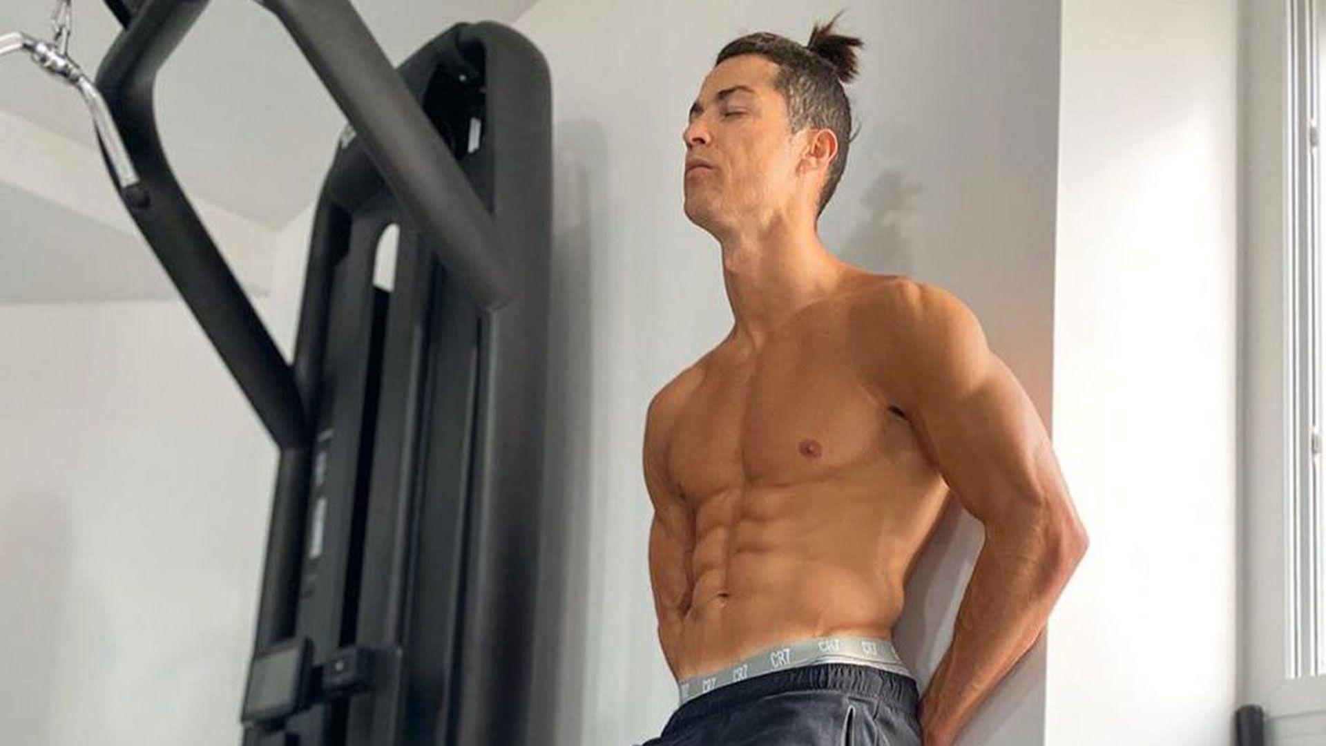 """La nueva foto de Cristiano que revolucionó las redes: cosechó más de 9 millones de """"Me gusta"""" en apenas ocho horas"""