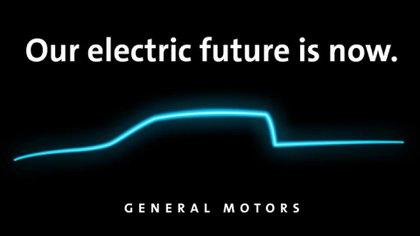 General Motors acaba de anunciar 20 modelos eléctricos para 2023.