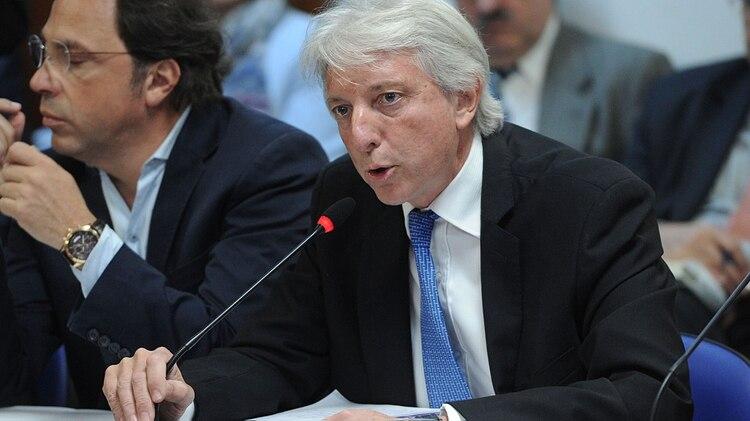 Carlos Foradori, ex vicecanciller de Susana Malcorra en la gestión Cambiemos (Télam)