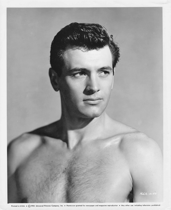 Rock Hudson, leyenda y sex symbol de Hollywood