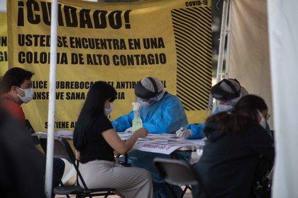 Ya suman 209,212 defunciones confirmadas en México (Foto: Europa Press/Archivo)