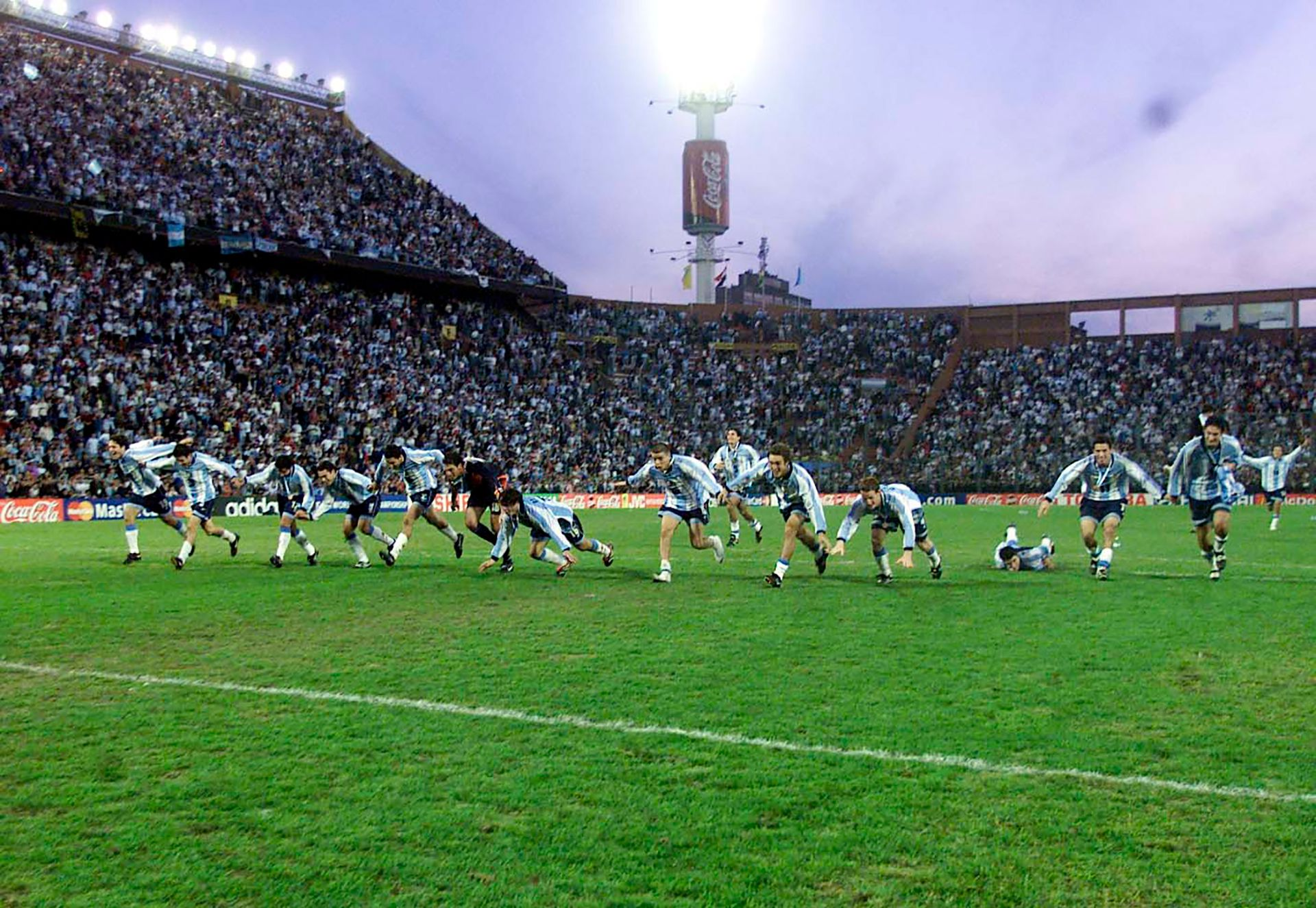 Argentina Mundial Sub 20 2001