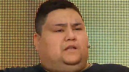 """Luisito, ex participante de """"Cuestión de Peso"""""""