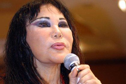 Lyn May aseguró que quien difundió los rumores sobre su muerte era gente que no la quería (Foto: Cuartoscuro)