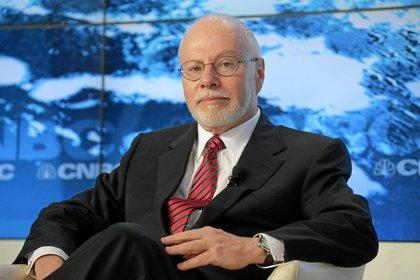Paul Singer, presidente de Elliott Group (Foto: World Economic Forum)
