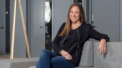 Kelly Merryman, vicepresidenta de alianzas de contenido de YouTube, coordina un equipo de más de 300 personas en Estados Unidos, Canadá y América Latina.