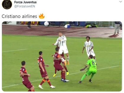"""""""Cristiano Airlines"""""""