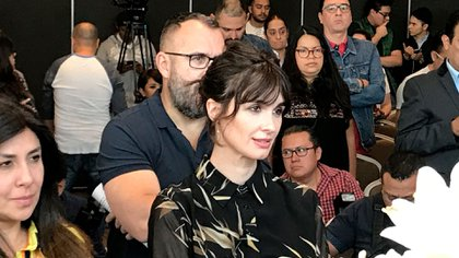 """Paz Vega aceptó convertirse en """"Catalina Creel"""" por la fuerza del personaje (Foto: Infobae México/ Fernando Guarneros)"""