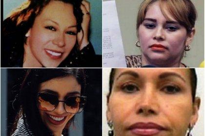 Torturas, detenciones o estar bajo la mira de las autoridades: la suerte de las mujeres que estuvieron con Joaquín Guzmán (Foto: archivo)