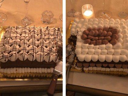 Las tortas del cumpleaños