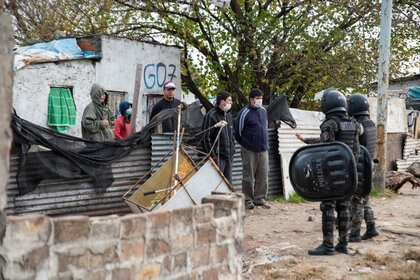 En Villa Azul se generó un brote de contagios el último fin de semana