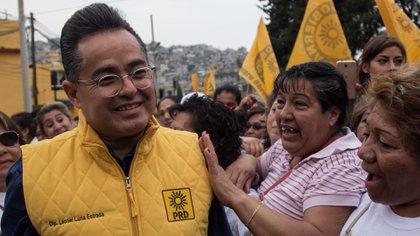 Luna era candidato a una diputación federal a elegirse el próximo 6 de junio por la coalición PAN-PRI-PRD (Foto: Cuartoscuro)