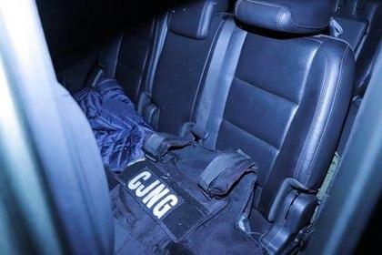 Presuntos integrantes del Cártel de Jalisco Nueva Generación violaron y extorsionaron a una abogada en CDMX (Foto: ESPECIAL /CUARTOSCURO.COM)