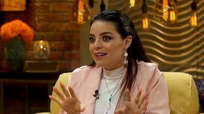 """Violeta Isfel es conocida por sus papeles en telenovelas como """"Atrévete a soñar"""" y """"Una familia con suerte"""" (Archivo)"""