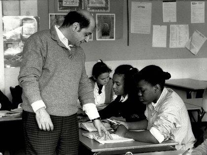 La ampliación del acceso a la educación fue uno de los cimientos de la meritocracia en la segunda mitad del siglo XX. (Lynn Hilton/ANL/Shutterstock)