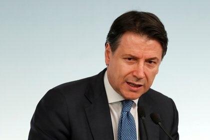 El primer ministro italiano Giuseppe Conte (REUTERS/Remo Casilli/archivo)