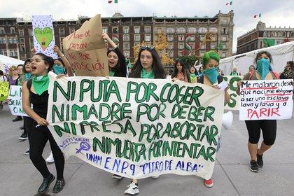El PAN impuso su mayoría y la propuesta de despenalizar el aborto en Guanajuato fue archivada (Foto: EFE)