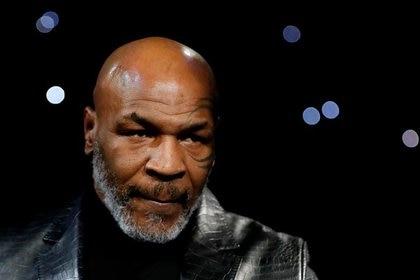 Foto de archivo del excampeón del mundo de boxeo Mike Tyson en Las Vegas.  Crédito: REUTERS/Steve Marcus