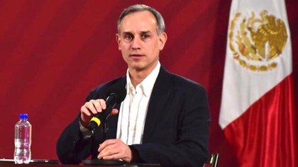 """""""Estamos empeñados en transformar el sistema nacional de salud"""", dijo el subsecretario López-Gatell (Foto: Secretaría de Salud)"""