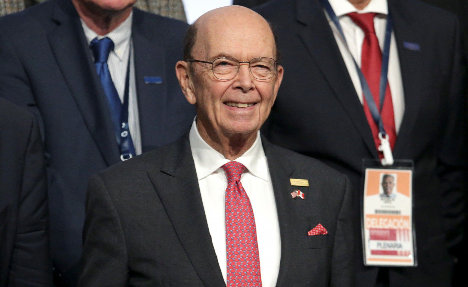 Wilbur Ross, secretario de Comercio de EEUU (REUTERS/Guadalupe Pardo)