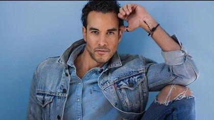 Sandí es actor y presentador (IG: alejandro_sandi)
