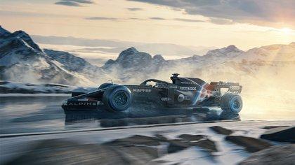 Fernando Alonso volverá para la temporada 2021 (Alpine Cars)